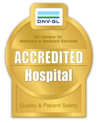 DNV Accredited Hospitals