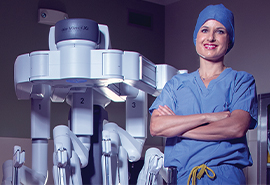 Confidence in your surgical care, Dr. Allison Porter
