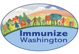 Immunize Washington Logo