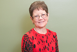 Meet Connie Davis, MD, MHA