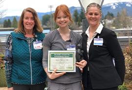 Acute Care Nurse receives DAISY Award
