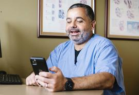 Video visits a benefit for cardiology patients