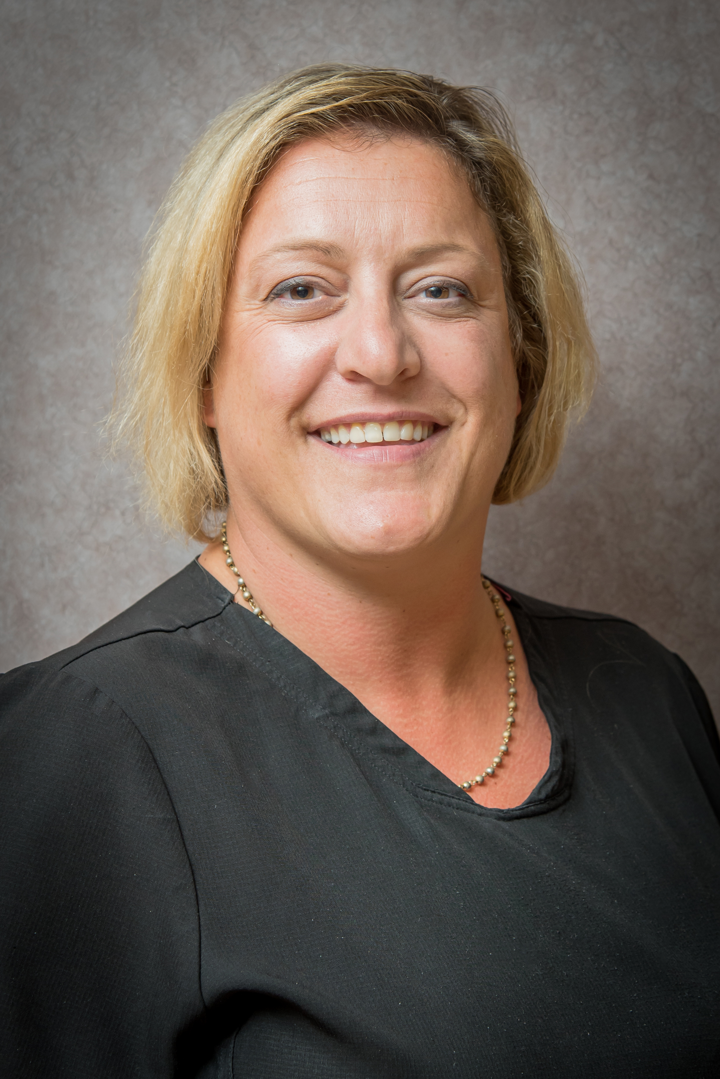 Headshot of Janelle Saville, RN