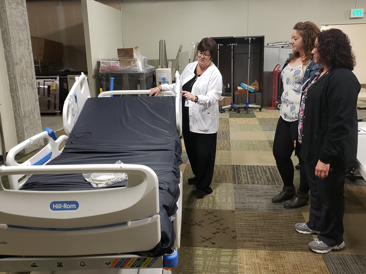 New Patient Beds improve safety