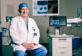 Meet Thoracic Surgeon, Dr. Richard Leone