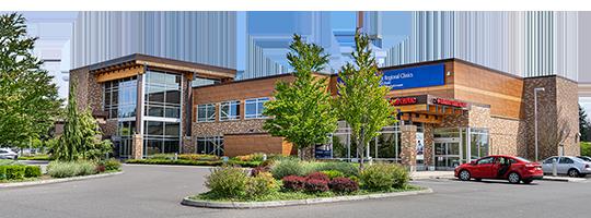 Exterior de Skagit Regional Clinics - Smokey Point
