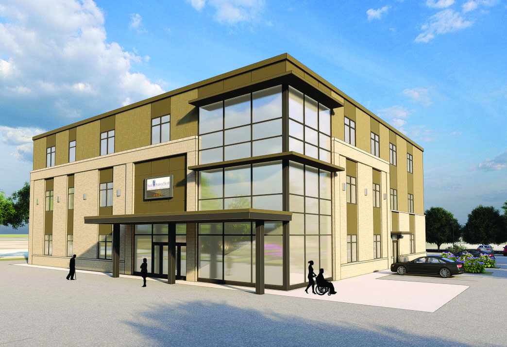 Station Square: New clinic set to open late 2022
