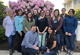 Nurses complete 15-week medical-surgical course