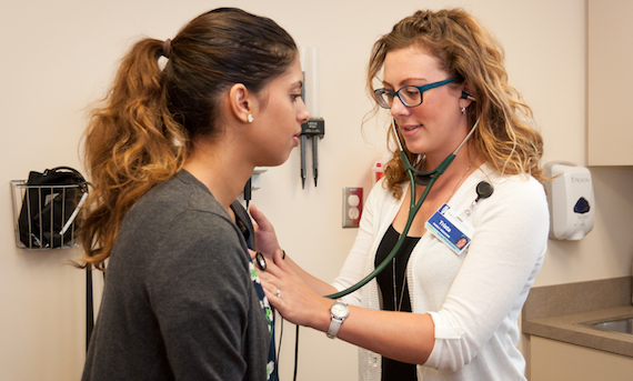 Family Medicine doctors treat individuals and the whole family
