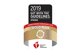 Skagit Valley Hospital receives Stroke Gold Plus Quality Achievement Award